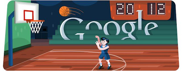 Basketball 2012 Game Google