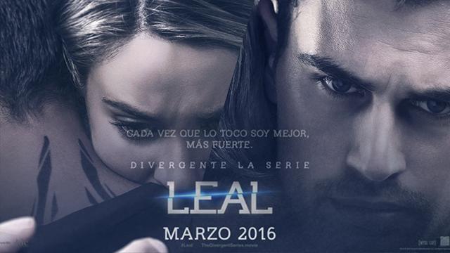 La serie Divergente: Leal (2016) HD 1080p Latino