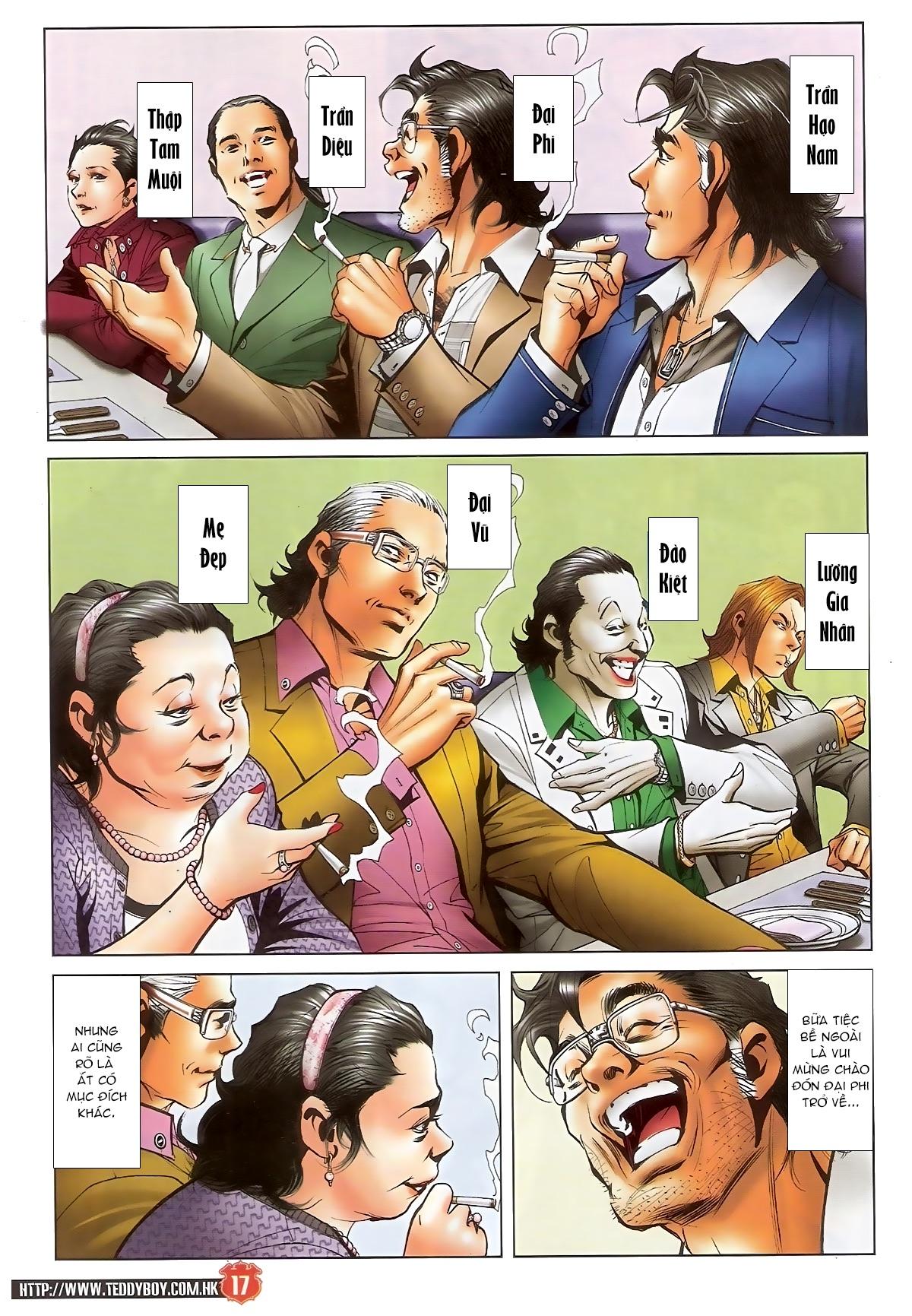 Người Trong Giang Hồ - Chapter 1557: Ngạnh Hán - Pic 16