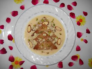 Shahi Tukda Recipe, shahi tukda recipe pakistani