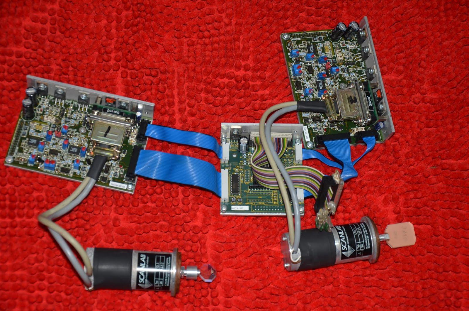 ebay id :fluke l store blog: scan lab s10 1 scanner head 高速扫描振