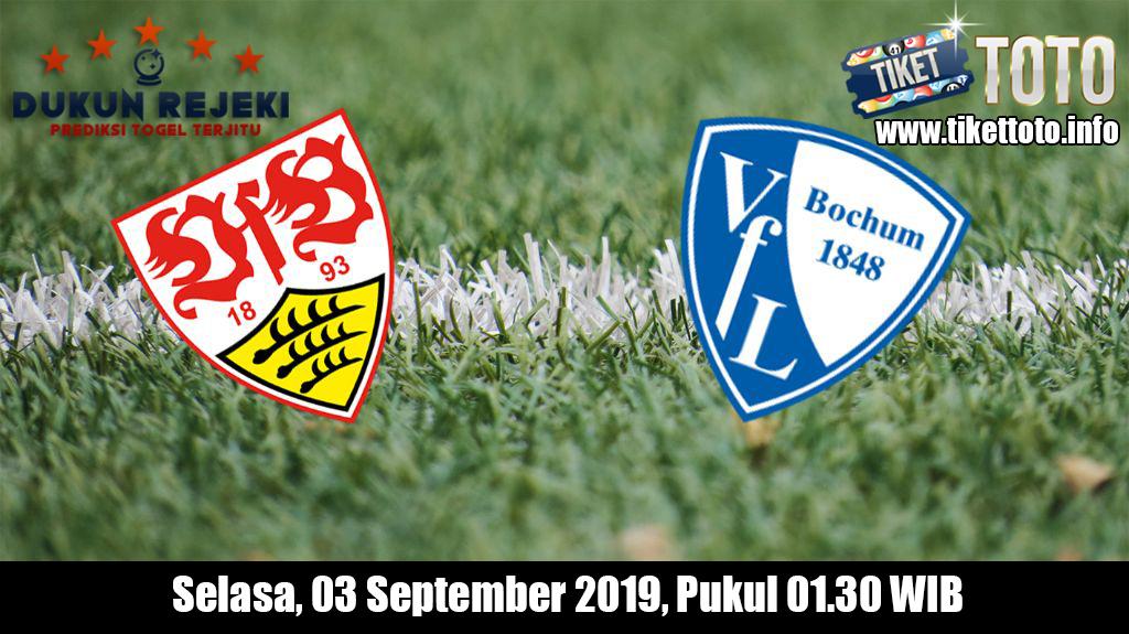 Prediksi Pertandingan Stuttgart VS Bochum 3 September 2019