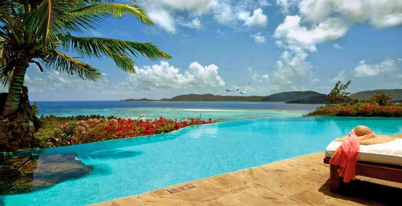 Necker Island British Virgin Islands Richard Branson