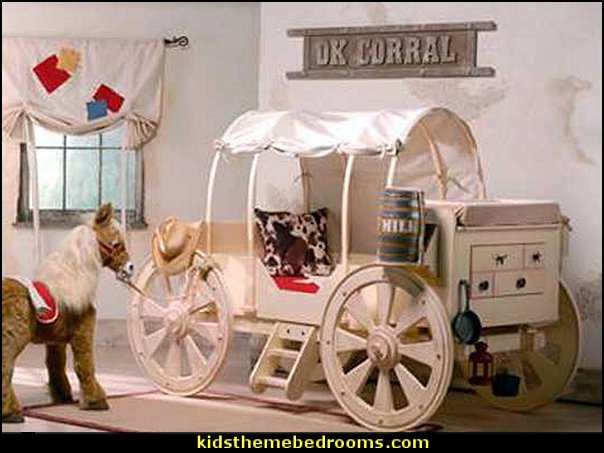 cowgirl stagecoach.bed little cowgirl bedroom  cowgirl bedroom ideas - Cowgirl theme bedrooms - Cowgirl bedroom decor - Cowgirl room ideas - Cowgirl wall decorations - Cowgirl room decor - cowgirl bedroom decorating ideas - horse decor - pink Cowgirl bedroom - rustic Cowgirl bedroom decor - Cowgirl room decorating ideas - horse murals - cowgirl decals -