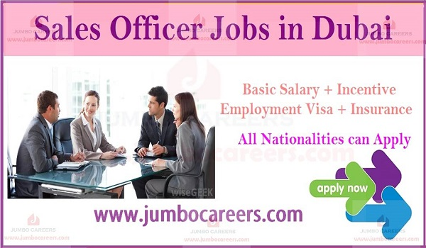 Latest Dubai jobs for Graduates, Gulf walk in interview jobs,