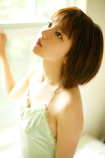 Erina Mano 真野恵里菜 Wanibooks Gravure Collection WBGC Pics 04