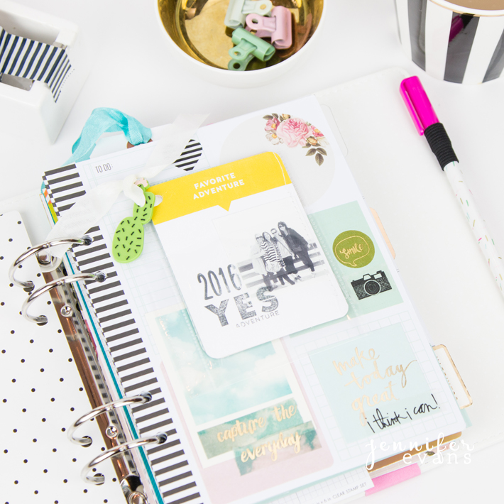 Februray Memory Planner Pages for @heidiswapp by @createoften