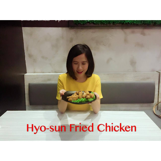 [Food Review] Bringing you the taste of Hyo-Sun Korean Fried Chicken