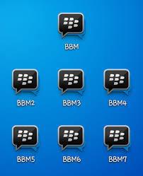 Cara Install 2 BBM di HP Android