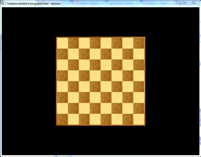 Modern OpenGL tutorial Texture Mapping Example source code   Code in