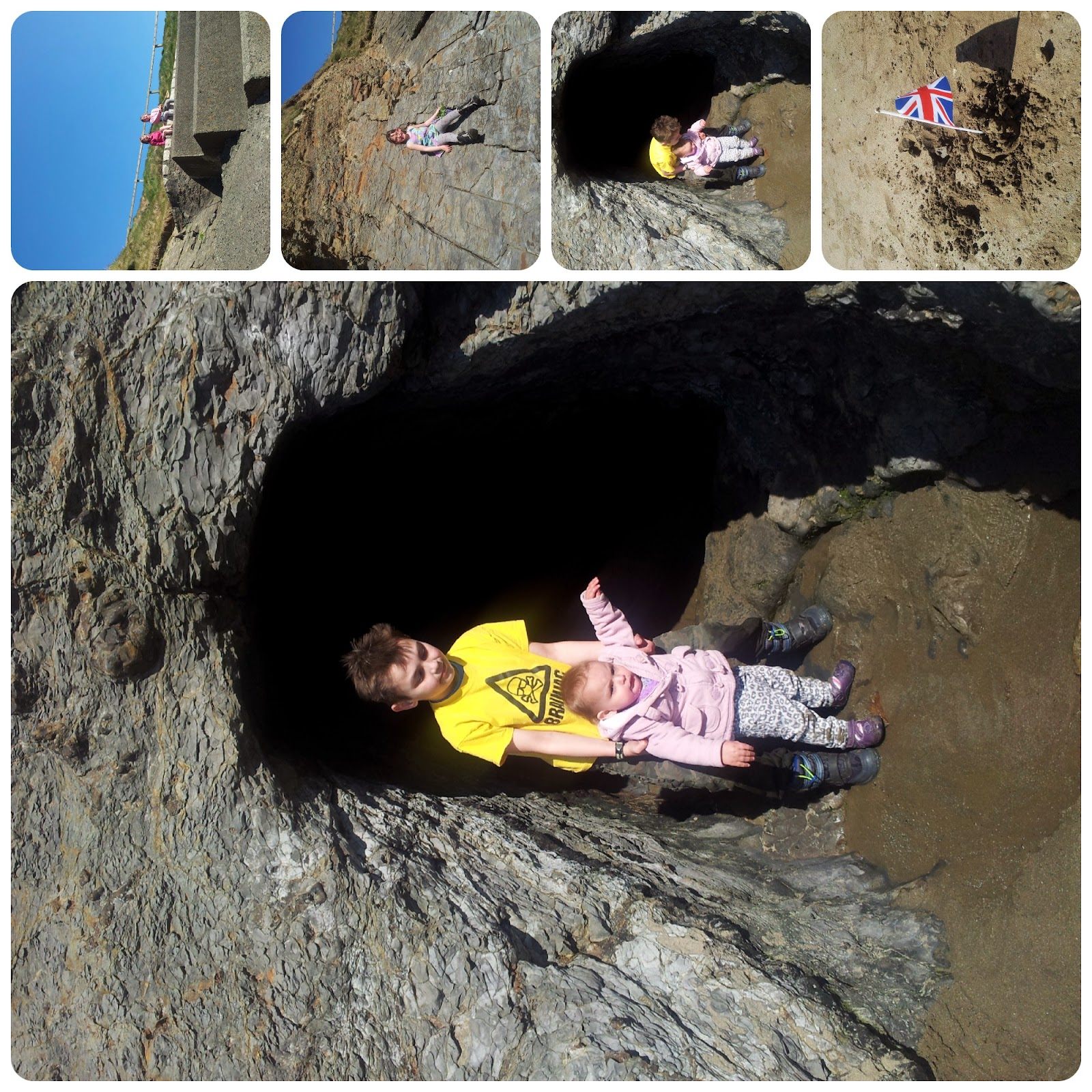 , Easter fun at Broadhaven Beach #Countrykids