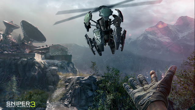 تحميل تحميل لعبة sniper ghost warrior 3 مضغوطة