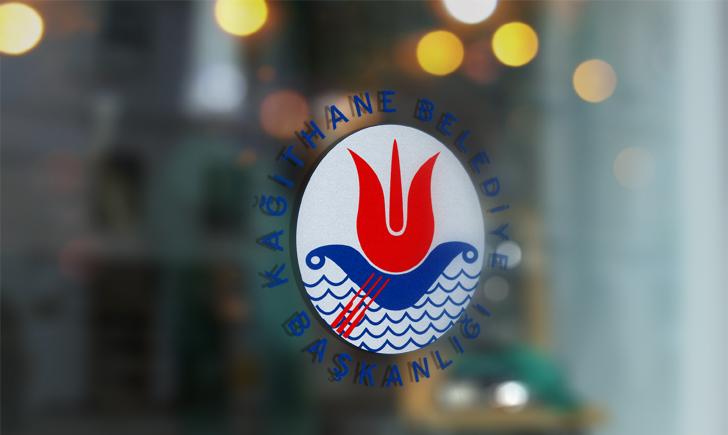 İstanbul Kağıtane Belediyesi Vektörel Logosu