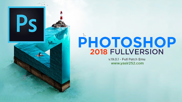 Adobe Photoshop CC 2018 Full