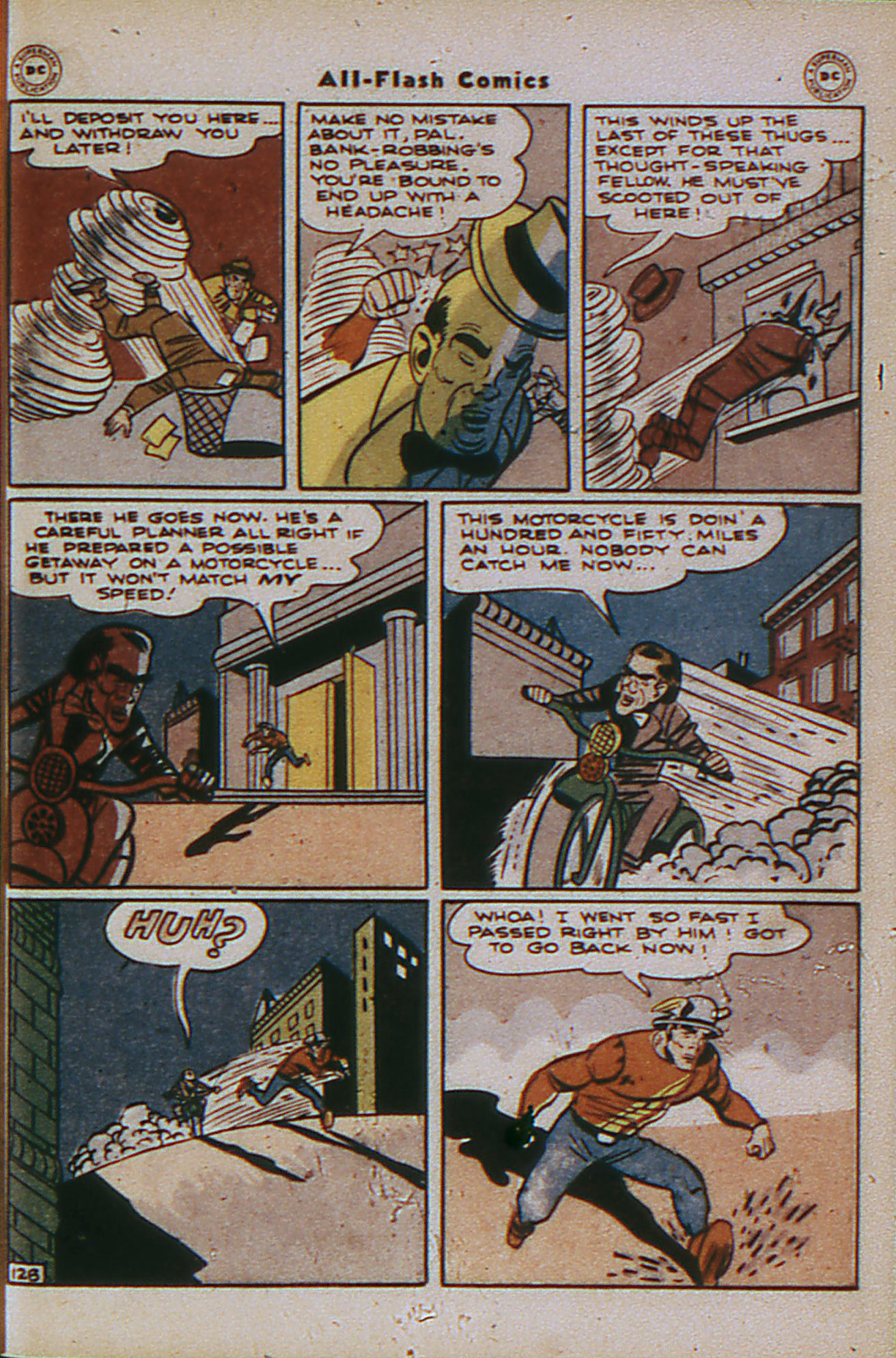 Read online All-Flash comic -  Issue #26 - 28