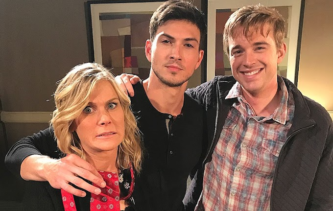Robert Scott Wilson Celebrates Birthday Milestone - See the Amazing Pics with His Co-stars!