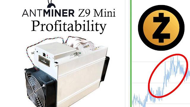 GTX 1080 Ti Vs. Antminer Z9 Mini