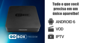 GOBOX FREEDOM PRIMEIRA ATUALIZAÇÃO V 4.019 - 29/08/2017