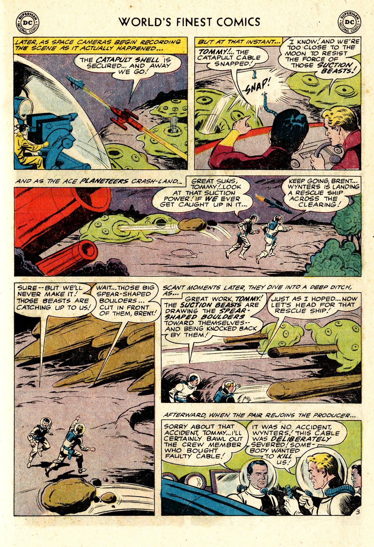 Read online World's Finest Comics comic -  Issue #107 - 21