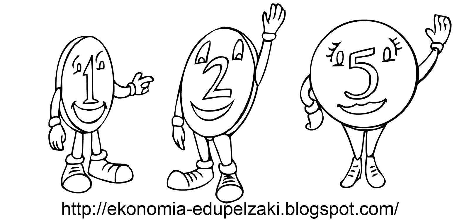 Ekonomia dla dzieci z EduPełzakami: lipca 2013