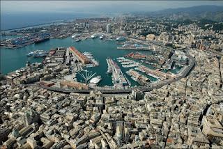 Con il nuovo piano regolatore portuale di Genova +42.000 occupati