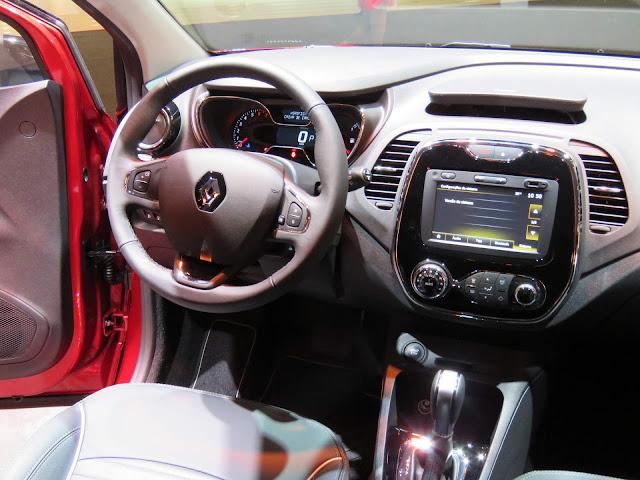 Novo Renault Captur 2017 - Preço R$ 89 mil