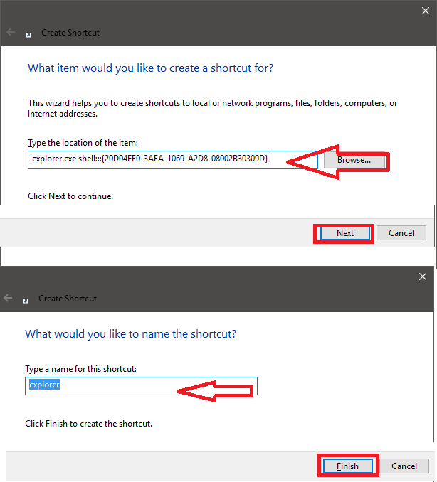 Learn New Things: Shortcut key to Open This PC in Windows 10