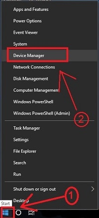 Searching Driver Manager