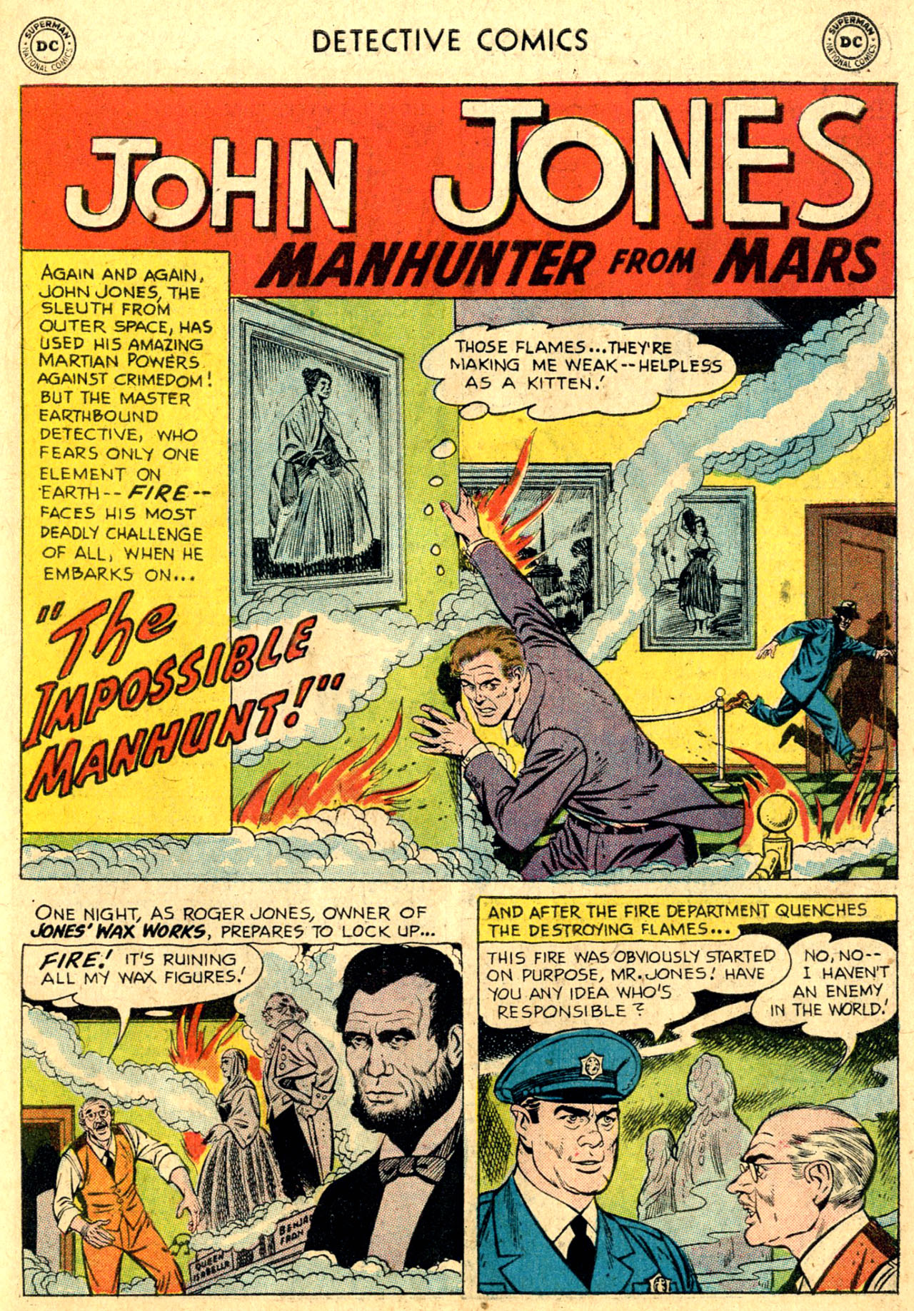 Read online Detective Comics (1937) comic -  Issue #241 - 27