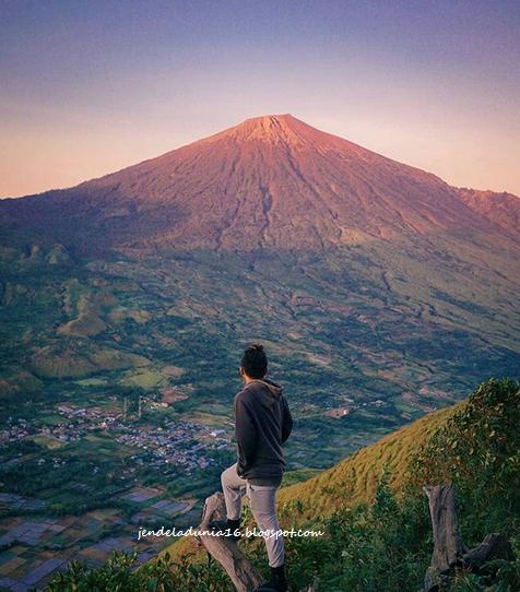 Bukit Pergasingan, Pesona Alam Indonesia Dari Pulau Lombok