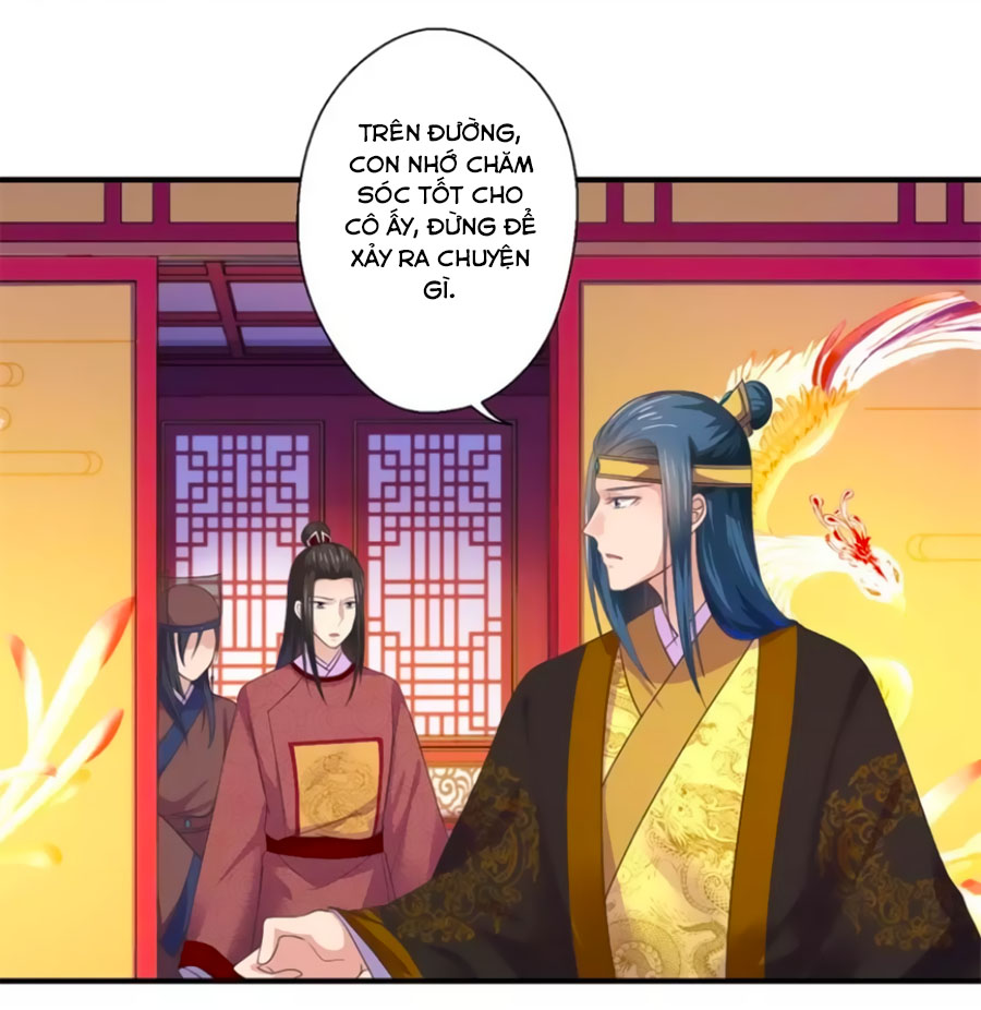 Khuynh Thế Y Phi Muốn Bỏ Chồng Chap 46 page 13