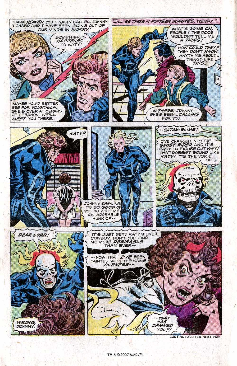 Ghost Rider (1973) Issue #17 #17 - English 5