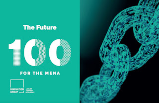Source: JWT website. Cover for the MENA 100 trends report.