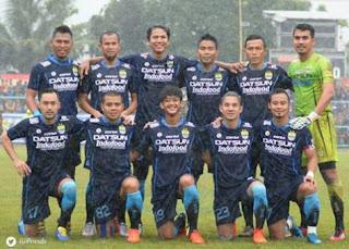 Persib Bandung Juara Trofeo Purwokerto