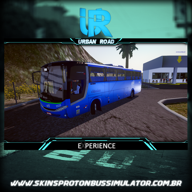 Skins Proton Bus Simulator Road - Comil Campione 3.65 MB 4X2 OF-1721 BT5 Util