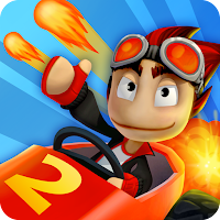 Beach Buggy Racing 2 Unlimited (Money - Diamond) MOD APK