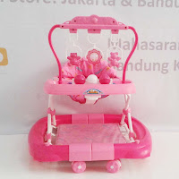 baby walker family mainan gantung