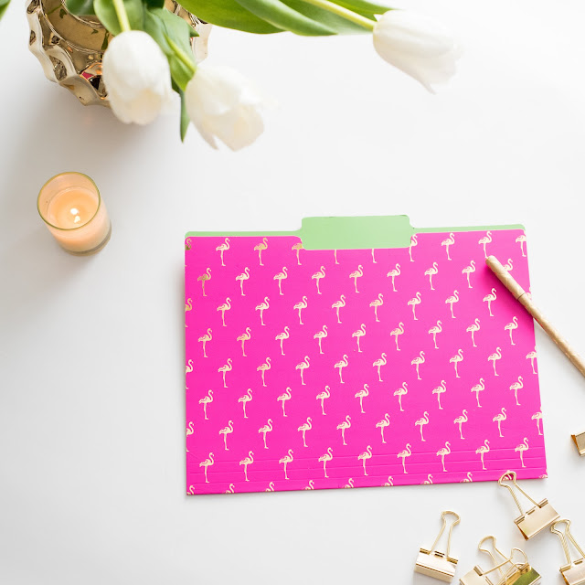 flamingo folder, what to ask planner, votive candle, gold office accesories, event planner, eventsojudith, summer weddings, fall weddings