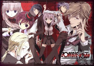 جميع حلقات انمي Zombie-Loan مترجم عدة روابط
