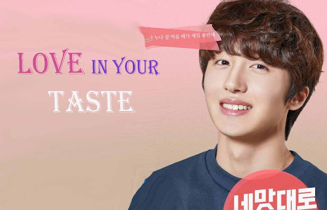Drama Korea Love In Your Taste