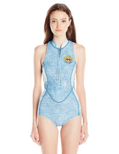 Billabong blue swimsuit
