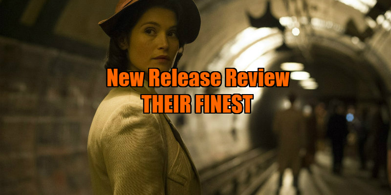 their finest movie review