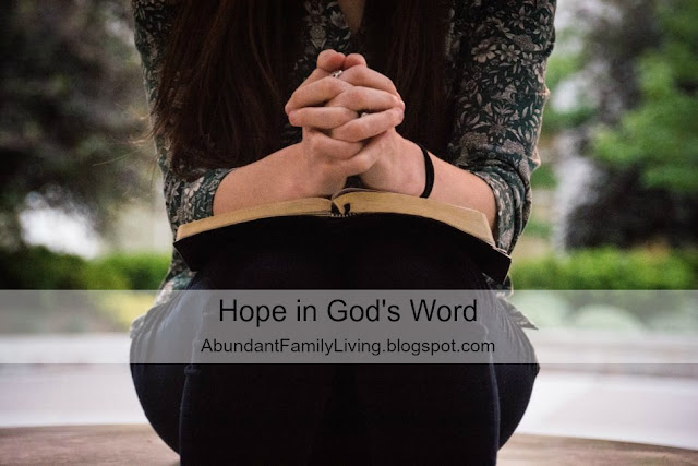 Stories of Hope Bible Study Series