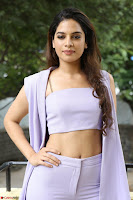 Tanya Hope in Crop top and Trousers Beautiful Pics at her Interview 13 7 2017 ~  Exclusive Celebrities Galleries 100.JPG