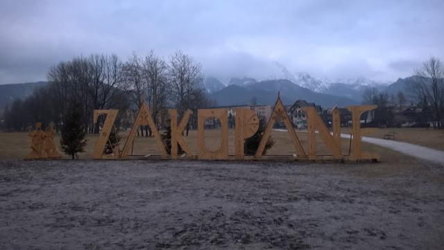 Relacja z wyjazdu - Zakopane Puchar Kontynentalny w skokach