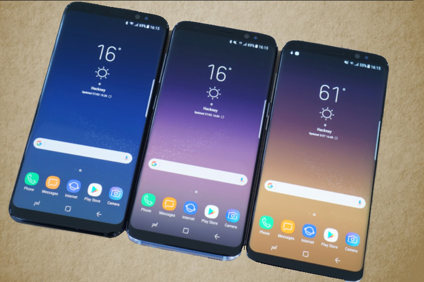 How to win Samsung Galaxy S8 for free!
