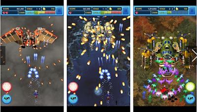 لعبة gunbird 2 للأندرويد، لعبة gunbird 2 مدفوعة للأندرويد