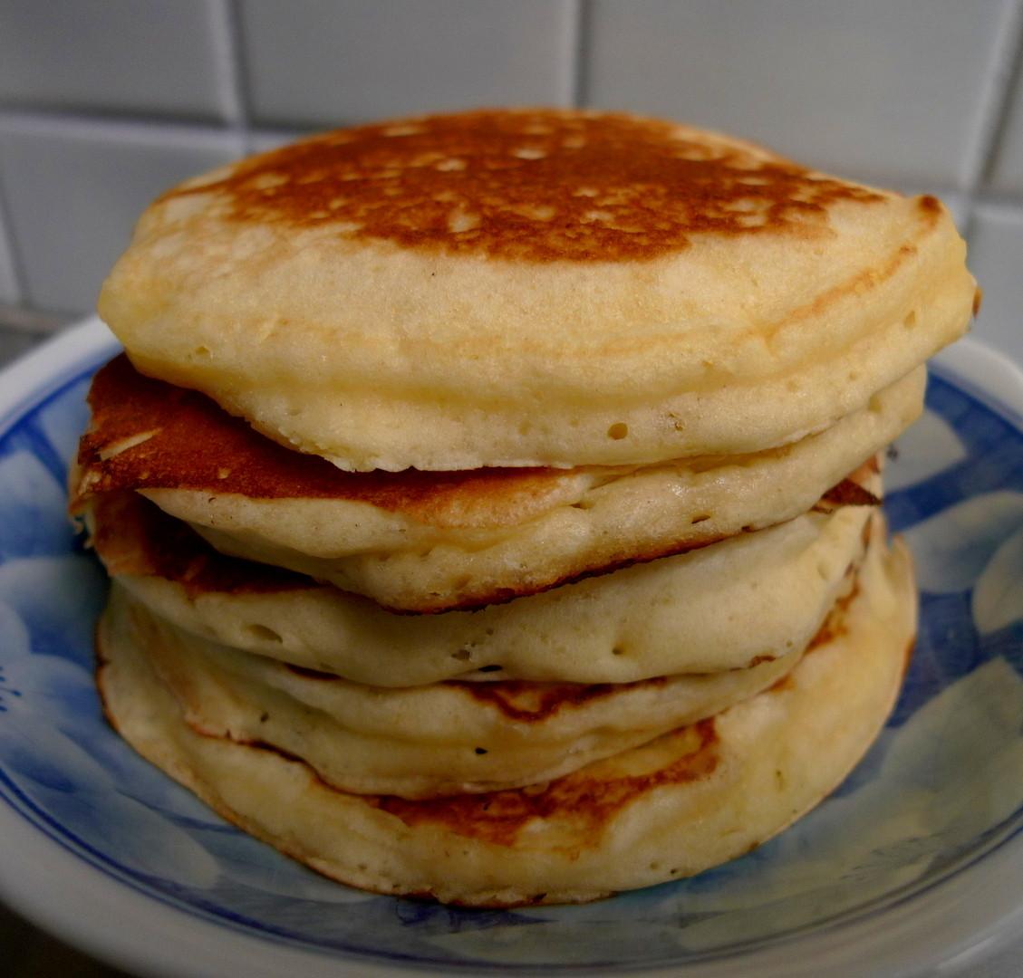 SWEET AS SUGAR COOKIES: Ultimate Fluffy Pancakes