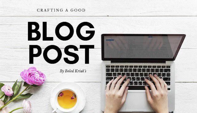 Cara Membuat Blog Gratis Menggunakan Blogger.com