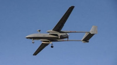 عاجل.. سقوط طائرة بدون طيار إسرائيلية قرب بيت لحم